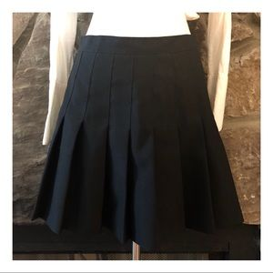 Tennis Pleated Black Skirt by Reebok, Mini